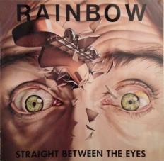 Rainbow - Straight Between The Eyes /G/ +insert