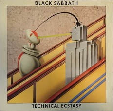 Black Sabbath - Technical ecstasy /NL/