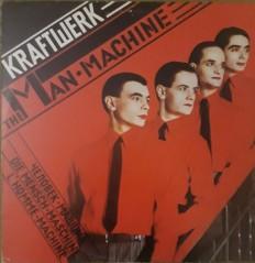 Kraftwerk - The Man•Machine /Fr/