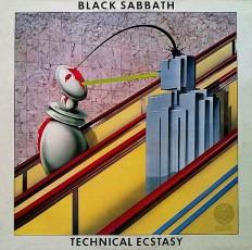 Black Sabbath - Technical ecstasy /En/ 1 press