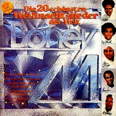BoneyM - Die 20 Schönsten Weihnachtslieder Der Welt /G/