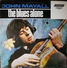 John Mayall  - The Blues Alone /US/
