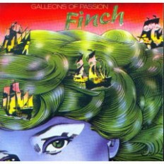 Finch - Galleons Of Passion /NL/ 1 press