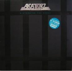 Виниловая пластинка Alcatrazz - Disturbing The Peace /G/