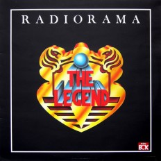 Виниловая пластинка Radiorama - The Legend  /SW/