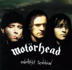 Motorhead - Overnight Sensation /G /