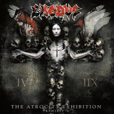 Виниловая пластинка Exodus - The Atrocity Exhibition - Exhibit A /G / №0369