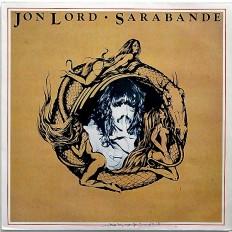 Виниловая пластинка Jon Lord - Sarabande /G/