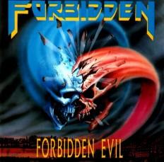 Forbidden - Forbidden Evil /UK/   Back On Black – BOBV063LP