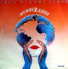 Виниловая пластинка Jean Michel Jarre - Rendez-Vous /Fr/