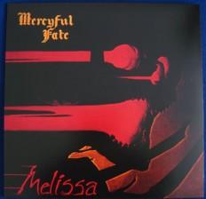 Виниловая пластинка Mercyful Fate  - Melissa /G/