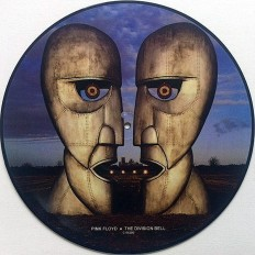 Виниловая пластинка Pink Floyd  - The Division Bell / Picture Disc, Unofficial Release/