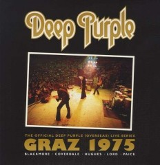 Виниловая пластинка Deep Purple - Graz 1975 /EU/ 2lp