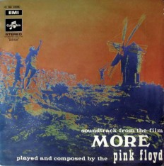 "Pink Floyd - Soundtrack From The Film ""More""  /Fr/"