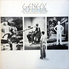 Genesis - The lamb lies down on Broadway  /Uk/2 press /Porky/