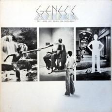 Виниловая пластинка Genesis - The lamb lies down on Broadway  /Uk/2 press /Porky/