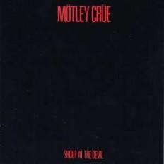 Motley Crue - Shout At The Devil  /G/ insert