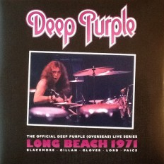 Deep Purple - Live In Long Beach 1971 /G/ 2lp