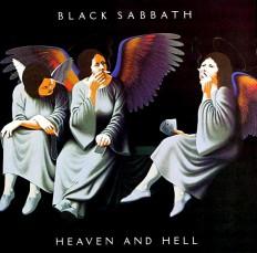 Black Sabbath - Heaven And Hell  /G/