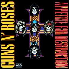 Виниловая пластинка Guns N' Roses - Appetite For Destruction /EU/