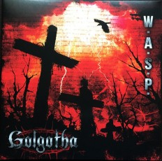 Виниловая пластинка WASP - Golgotha /Aus/