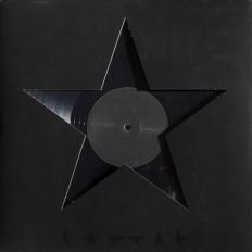 Виниловая пластинка David Bowie - Blackstar /EU/