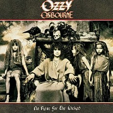 Ozzy Osbourne - No rest for the wicked /NL/