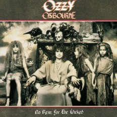 Ozzy - No rest for the wicked /NL/