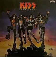 Kiss - Destroyer  /UK/