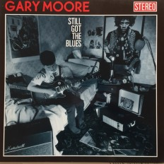 Gary Moore  - Still Got The Blues /G/ + insert