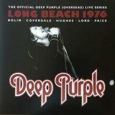 Виниловая пластинка Deep Purple - Long Beach 1976 /G/ 3lp