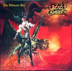 Ozzy - The ultimate sin /US/