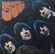 Виниловая пластинка Beatles - Rubber Soul /G/