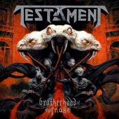 Testament - Brotherhood Of The Snake /G/